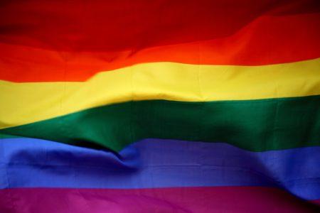 The Bronx Pride Flag Raising