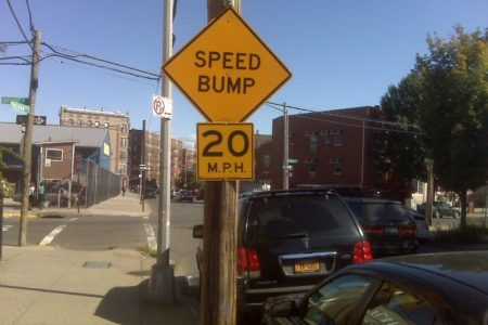 "First-Ever ""Slow Zone"" In NYC To Be Executed By Early October"