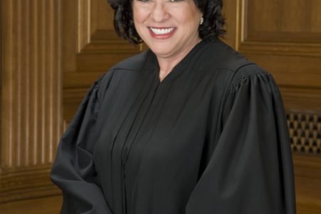 Sotomayor Wants To Be Called Sonia From The Bronx