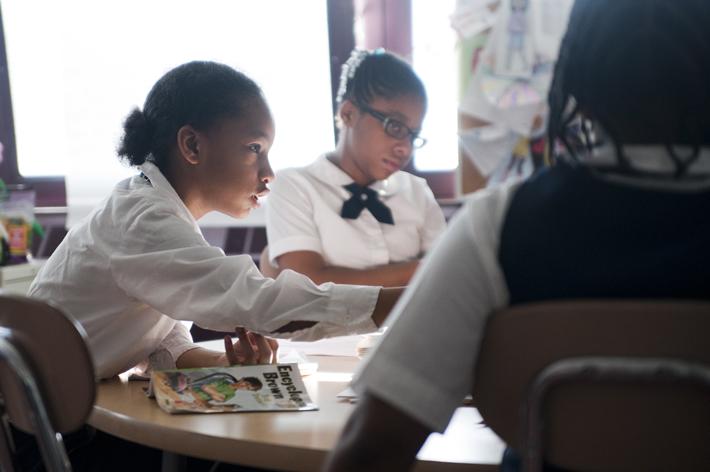 South Bronx Classical Charter School