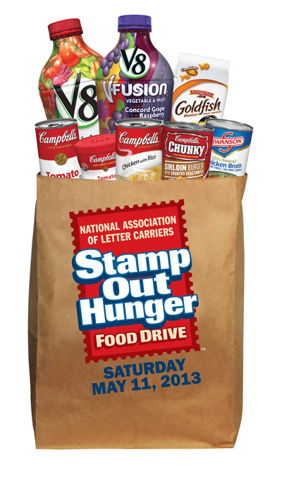Help Stamp Out Hunger Food Drive