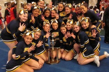 National High School Cheerleading Championship