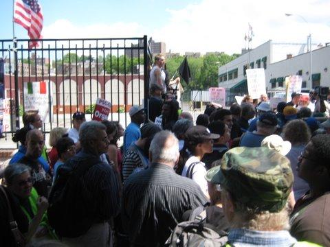 Strike At Stella D'Oro Continues