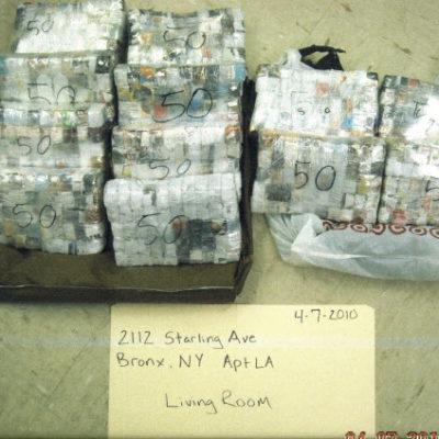 Bronx $1M Heroin Bust