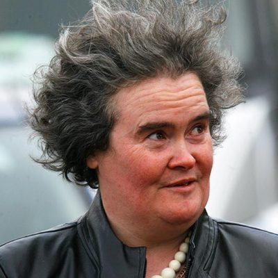 Susan Boyle, You Are Amazing