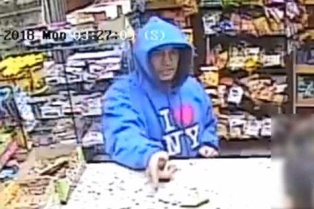 Serial Burglar Wanted