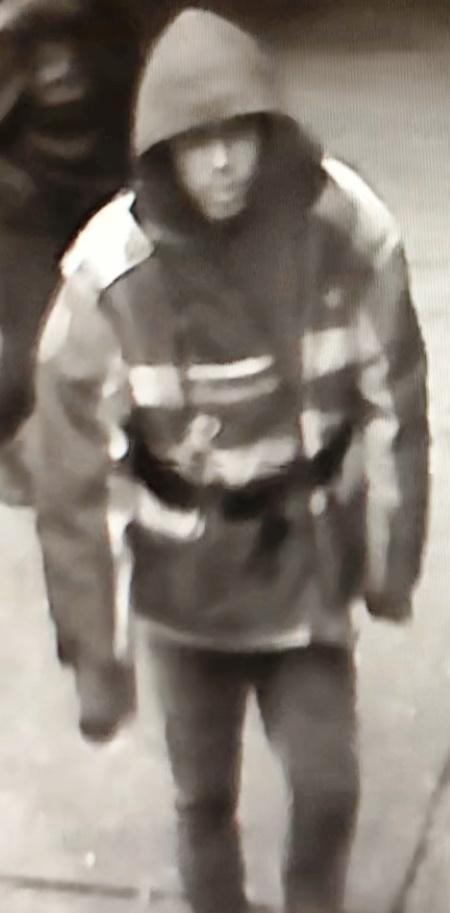 Help Identify 2 Assault Suspects