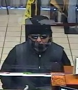 Help Identify A Bank Robber