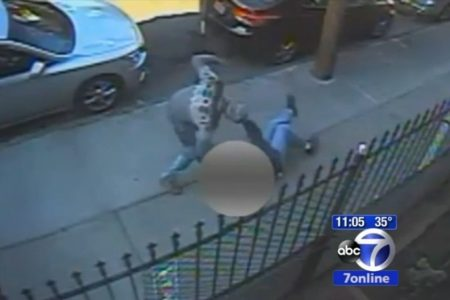 White Bronx Man Beaten In Broad Daylight