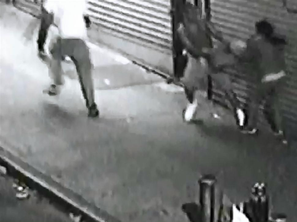 Muggers Hit, Robbed Woman In Bronx