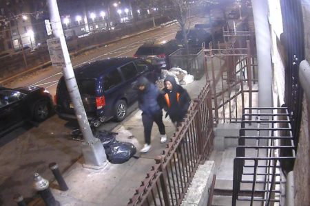 Help Identify A Duo Of Robbery Suspects