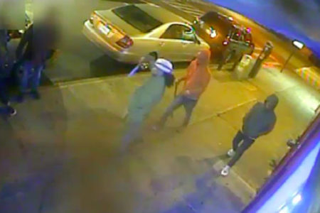 Robbers Wielding Cane, Knife Steal $800 In Bronx Mugging