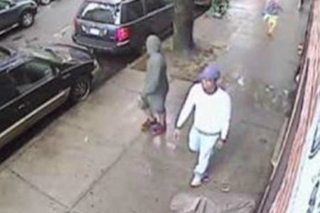 Bronx Robbers Put Victim In Chokehold