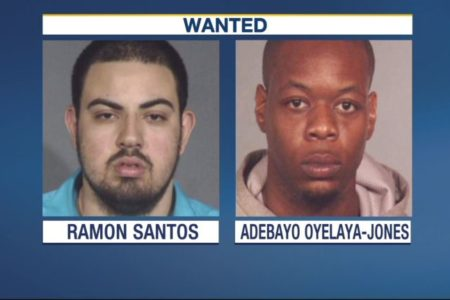 2 Wanted For Using Fake Checks Citywide