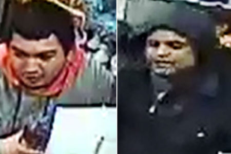 2 Wanted In Violent Robbery Caught On Camera In Bronx