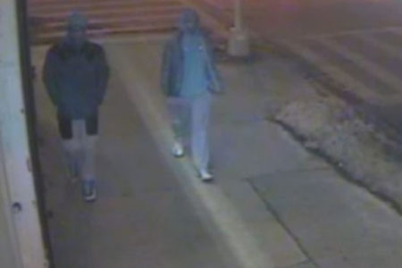 NYPD Search For 2 Suspects In Bronx Robbery