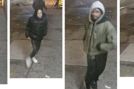 Help Identify 4 Assault Suspects