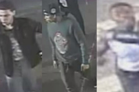 Seeking 3 In Bronx Assault & Robbery