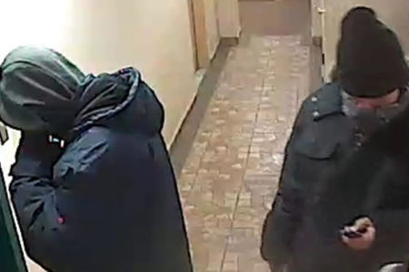 Police Seek Two Bronx Robbery Suspects