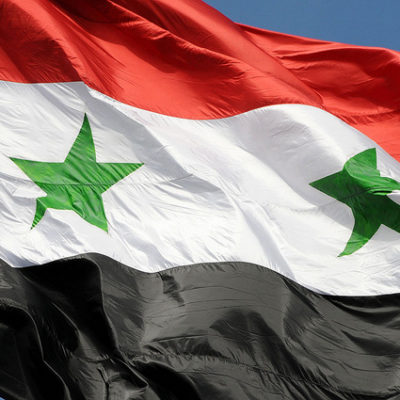 Forget ObamaCare, Let's Do Syria