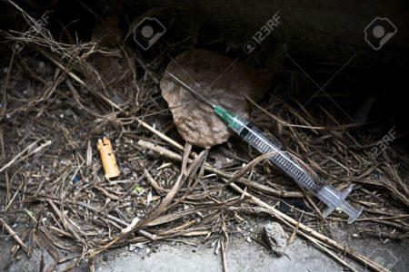 Opioid Epidemic Hits South Bronx Hard