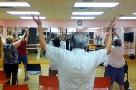 Free Tai Chi Self Defense Classes For Bronx Seniors