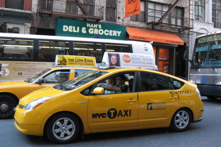 Over 1/2 Of New York's Taxi Drivers Uninsured