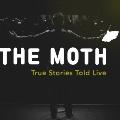The Moth StorySLAM