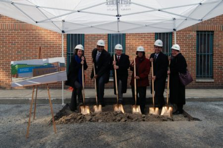Building A Bigger Community Health Center In Bronx