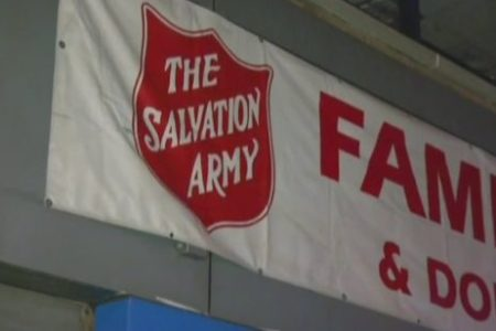 Salvation Army Thrift Store Celebrates Grand Opening