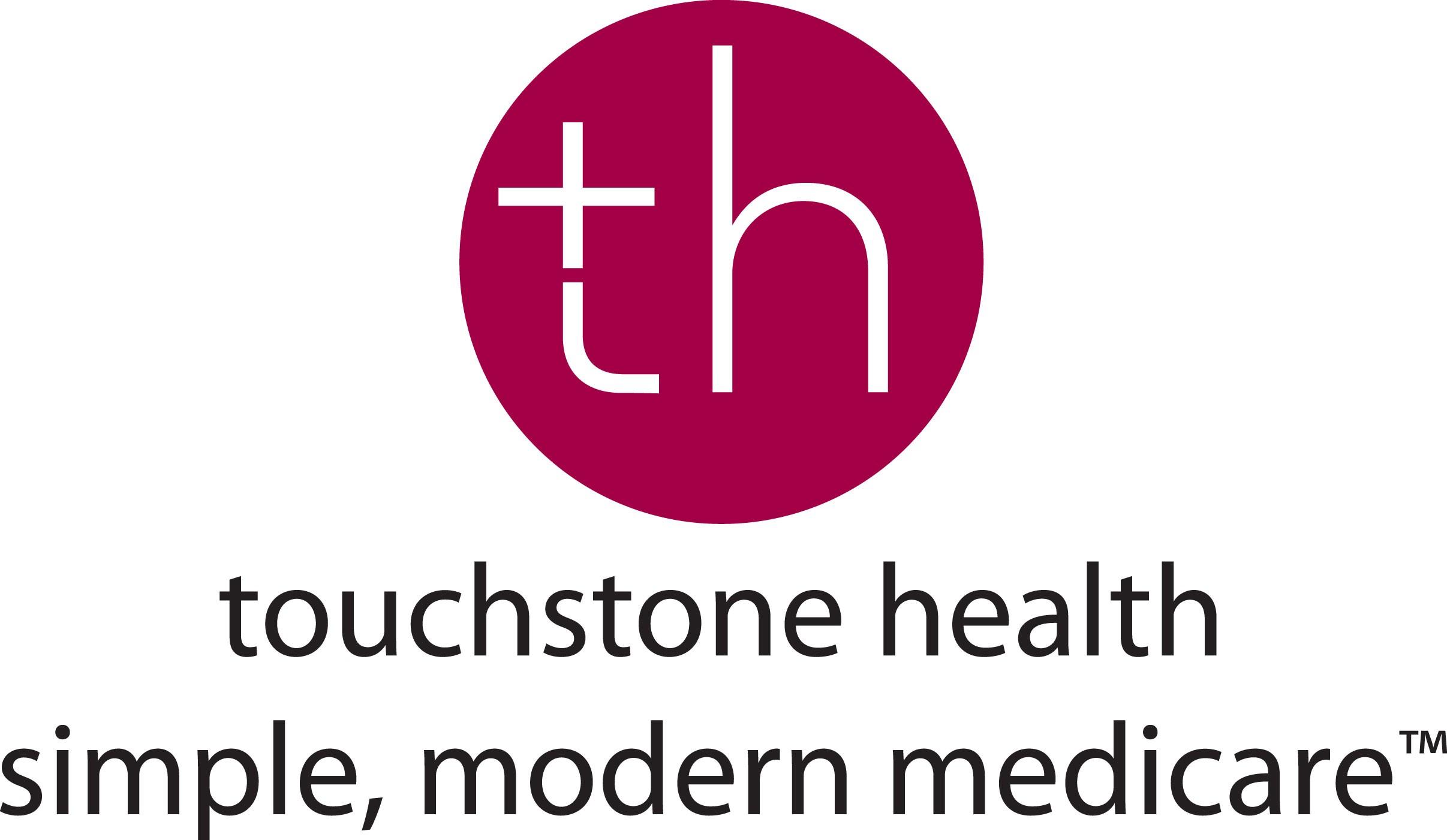 Touchstone Health logo.