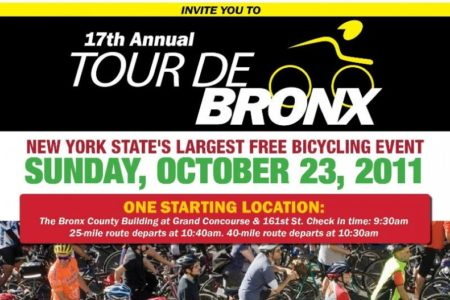 17<sup>th</sup> Annual Tour De Bronx