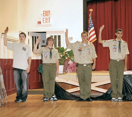Bronx Troop 240 Open House