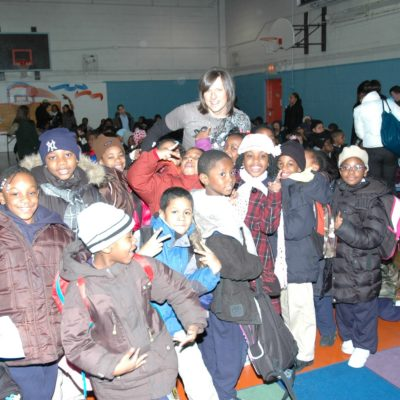 Bronx's Harriet Tubman School