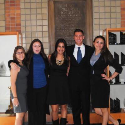 Tuckahoe High School Students Participate In 'Big Bronx' Debate