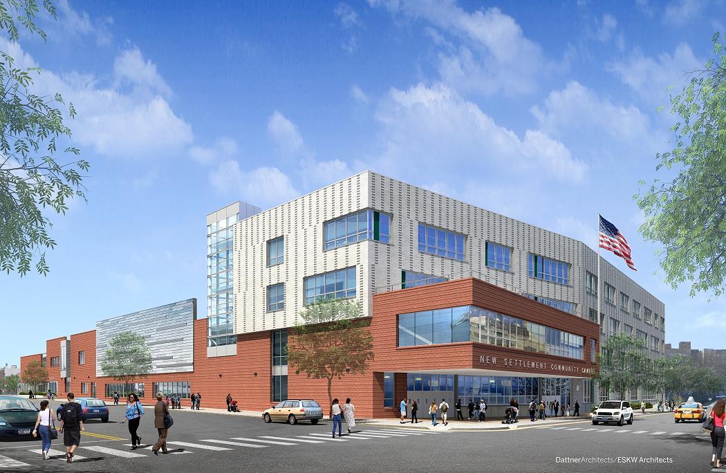 A New Bronx Community Centre