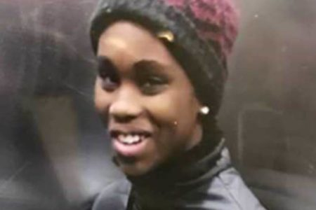 Tyshirah Mackie, 13, Missing