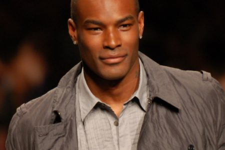 Tyson Beckford Joins Bronx Walk Of Fame