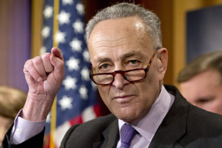 Schumer Announces Opposition To Senator Sessions For Attorney General