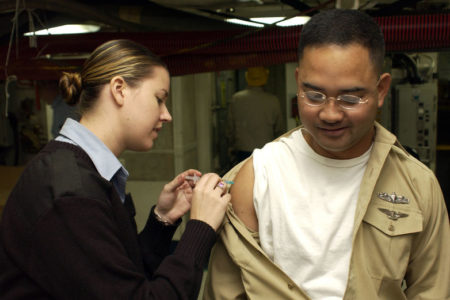 Get Vaccinated Against H1N1 Flu