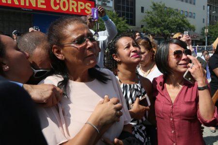 Bronx Daughter, U.S. Marine Honored