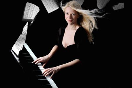 Pianist Valentina Lisitsa In Bronx