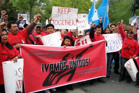 No To More Raids & Militarization Of The Border