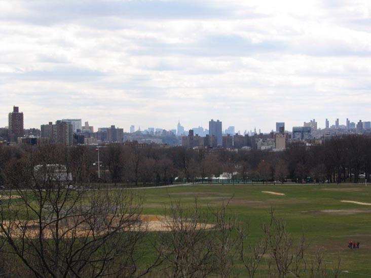Van Cortland Park, Bronx