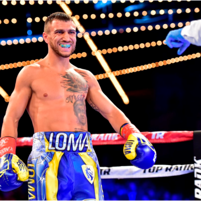 Lomachenko Makes History In New York