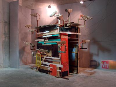 Surveillance Hut, 2007