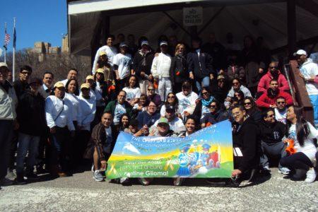 Cristian Rivera Foundation Walk-A-Thon