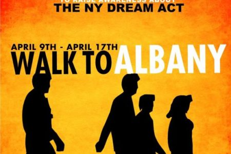 March To Support New York Dream Act