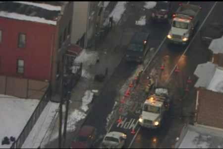 Bronx Water Main Break Leaves 20 Homes Without Water