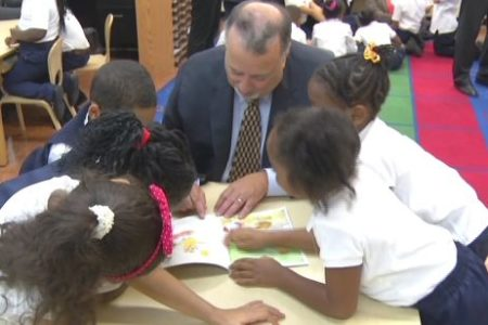 Law Firm Adopts Bronx Charter School